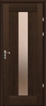 Двері міжкімнатні шпоновані Аванті 1.10 ТМ Гранд