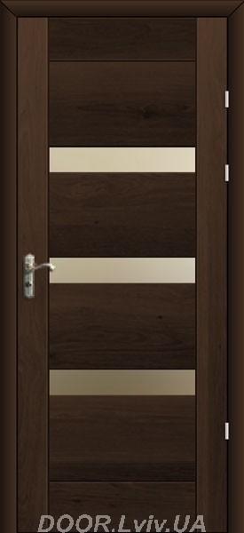 Двері міжкімнатні шпоновані Аванті 1.7 ТМ Гранд