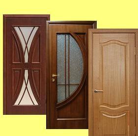 Двері Міжкімнатні Шпоновані на замовлення