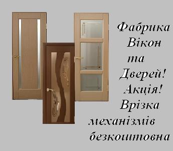 Двері Міжкімнатні Шпоновані Термінус