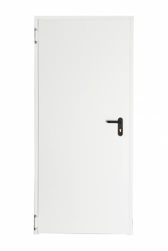 Двери противопожарные металлические, окрашенные. ЕІ60. 900*2100 мм