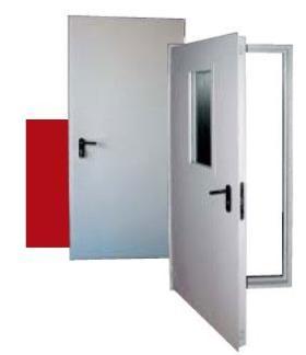 Двери Противопожарные входные