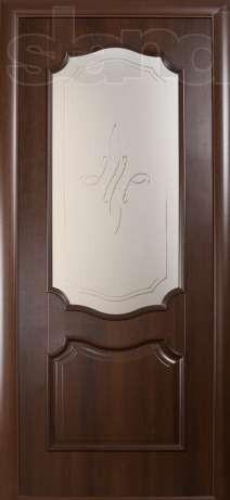 Двери Рока (серия Интера De Luxe R) Новый стиль. Цвет ясень, золотая ольха, каштан