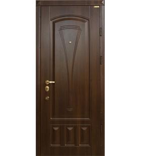 Двери стальные Марсель, металл- 1,5мм, наполнение- минеральная вата, толщина полотна- 65мм.