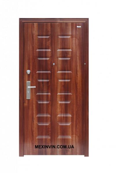 двери стальные входные, входные стальные двери, входные двери цены Mexin 1D 2111 FA