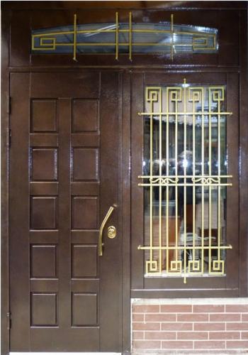 Двери входные в частный дом!