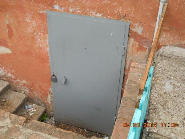 Фото 4 Двері в підвал . Двери в подвал. двери в подезд . гараж . погреб 336326