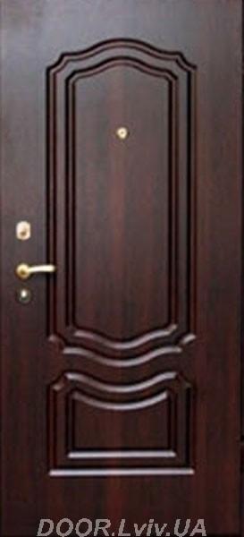 Двері вхідні ЛьвівськіСтандарт Плюс LV 108