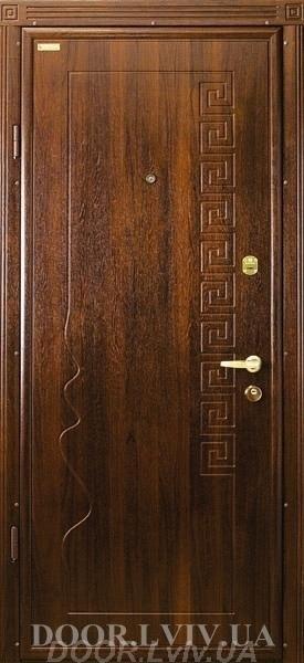 двері вхідні броньовані Страж модель 35 - Львів, Стрийська, 121А