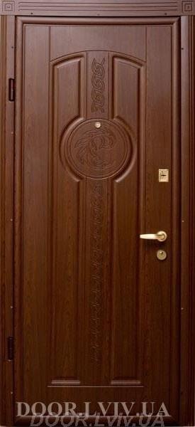двері вхідні броньовані Страж модель 59 - Львів, Стрийська, 121А