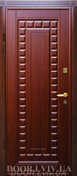 двері вхідні броньовані Страж модель 62 - Львів, Стрийська, 121А- безкоштовна доставка