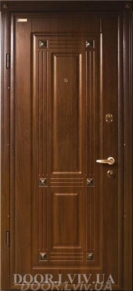 двері вхідні броньовані Страж модель Екріз - Львів, Стрийська, 121А