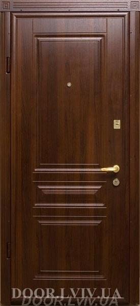 двері вхідні броньовані Страж модель Рубін - Львів, Стрийська, 121А