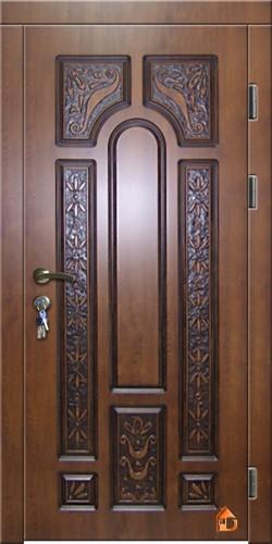 Двери входные МДФ МДФ.