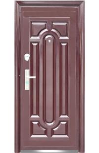 Двері вхідні металеві 140 автолак- мін. вата