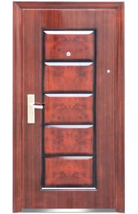 Двері вхідні металеві ТР-С 39 лак