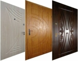 Двери входные бронированные с МДФ накладками