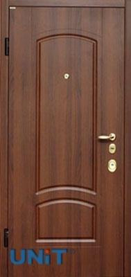 Двери входные бронированные с накладками МДФ