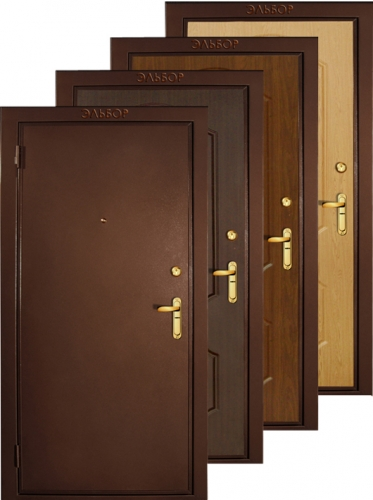 Двери входные металлические от 1500 грн. Все двери от производителя. На все двери мы предоставляем гарантию.
