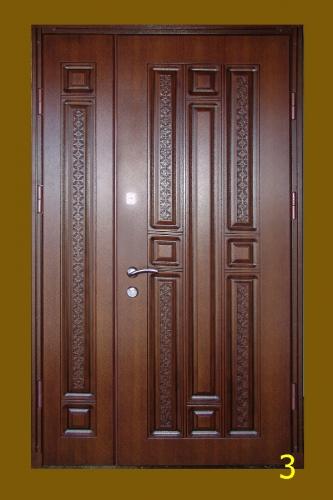 металлическая дверь из подмосковья 230 см 90 см