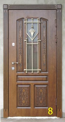 Двери входные металлические Винница, бронедвери Винница, входные двери для дома, в подъезд, в Винницкой области