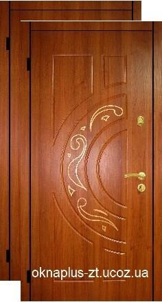 Двери входные под заказ
