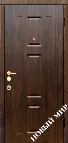 """Двери входные """"Новосел 7"""" Новый мир, Краматорск"""