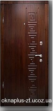 Двери входные с МДФ накладками под заказ