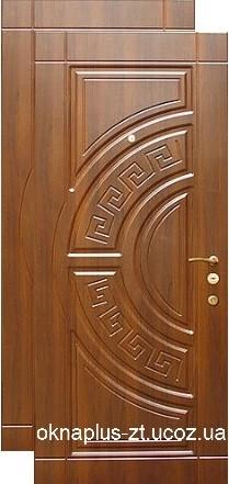 Двери входные с термопленкой наружной