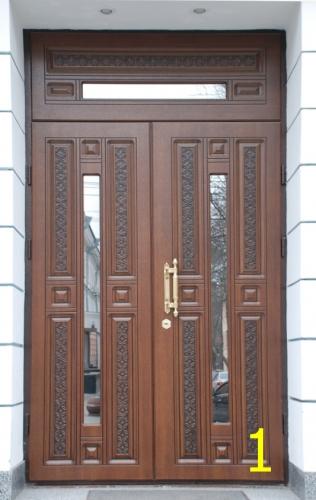 двери металлические входные двухстворчатые подездные
