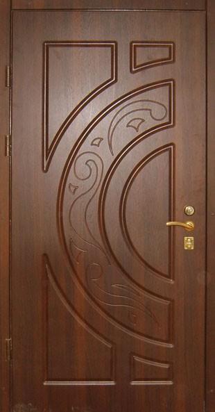 Двери входные внутренние