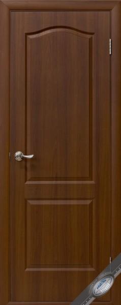 дверное полотно, покрытое ПВХ пленкой, глухое, Фортис А