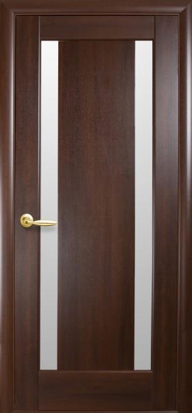 Дверное полотно, покрытое ПВХ пленкой Ностра Босса