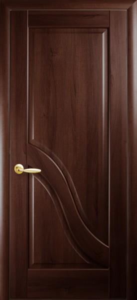 Дверное полотно. покрытое ПВХ пленкой, глухое, Маэстра Амата