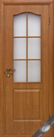 """Дверное полотно""""ФОРТИС& quot; В (классика), """"ТМ Новый стиль"""" цвет:орех, вишня, ольха"""