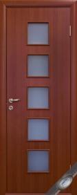 """Дверное полотно""""КВАДРА& quot; F (Фора), цвет:венге, вишня, орех, ольха, акация, беленный дуб, дуб"""