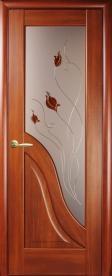 """Дверное полотно""""МАЭСТРА """" А (Амата), """"ТМ Новый стиль"""" цвет:венге, ясень, каштан"""