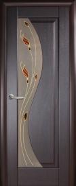 """Дверное полотно""""МАЭСТРА """" Е (Эскада), цвет:эска да Р ясень, эскада Р венге, золотая ольха"""