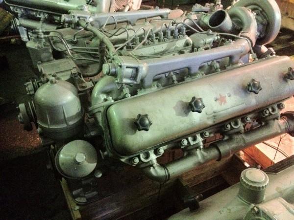 Двигатель ЯМЗ-238 б (турбо)гарантия, паспорт