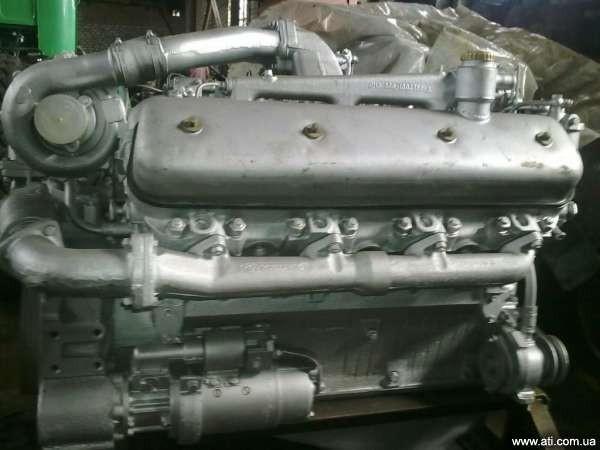 Двигатель ЯМЗ-238 д (турбо) Гарантия, паспорт