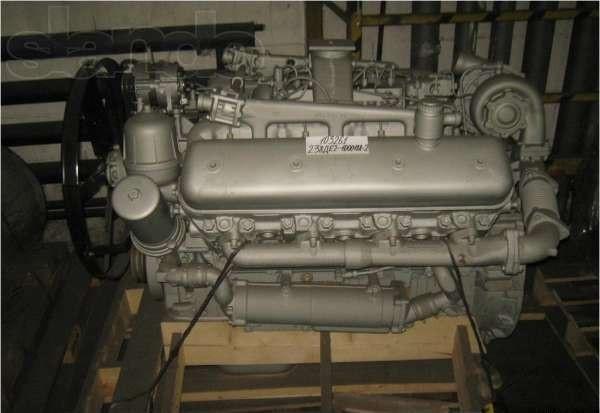 Двигатель ЯМЗ-238 де (новый, на поддоне) гарантия, паспорт.