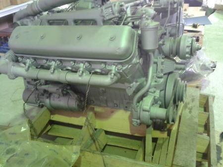 Двигатель ЯМЗ-238 нд (турбо)Гарантия, паспорт.