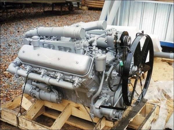 Двигатель ЯМЗ-7511.10-06 (евро 2) 400 л. с. гарантия, паспорт