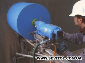 Двигатели TYROLIT для сверлильных машин мощностью от 1,6 кВт до 7,5 кВт