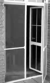 Сетка москитная дверная