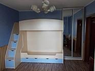 Двухъярусная детская кровать Стейдж