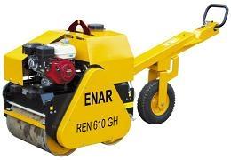 Двухбарабанный виброкаток ENAR