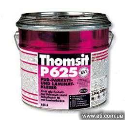 Двухкомпонентный полиуретановый клей для паркета Томзит Р 625 Thomsit P 625 Харьков