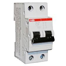 Фото  1 Автоматический выключатель ABB 2p, 16A, C, SH202-C16 2079335