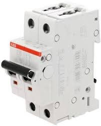 Фото  1 Автоматический выключатель ABB 2p, 20A, C, SH202-C20 2079336